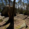 Fracture  - Mckenzie Pond Boulders